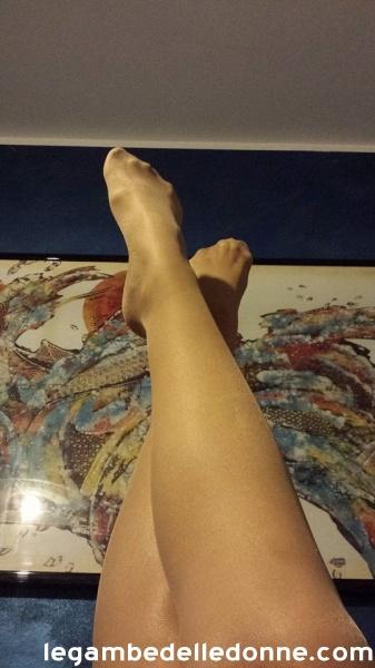 gambe velate